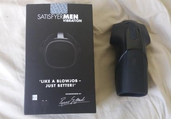 masturbateur satisfyer men de dorcel