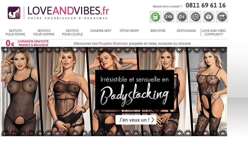 Love and Vibes : nous avons découvert un nouveau sexshop !