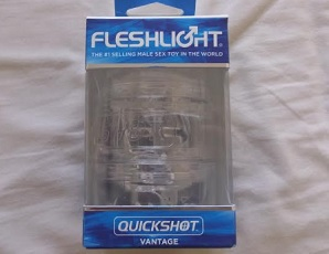 masturbateur fleshlight quickshot