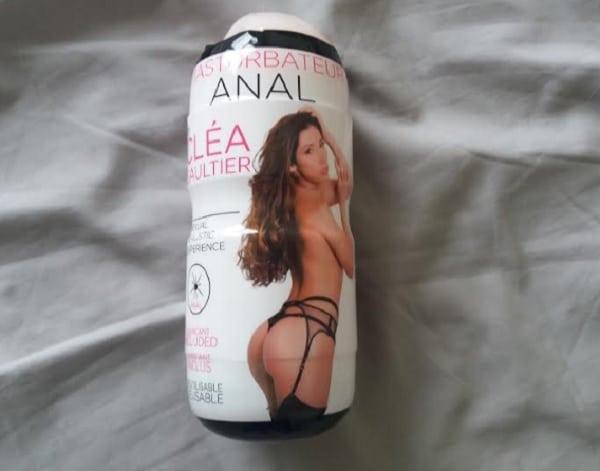 test du masturbateur anal cléa gaultier