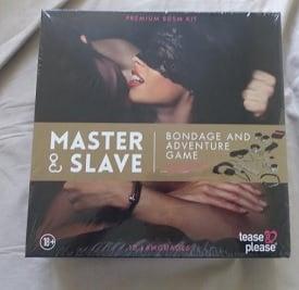 coffret de jeu master & slave
