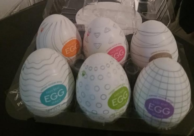 packaging tenga eggs