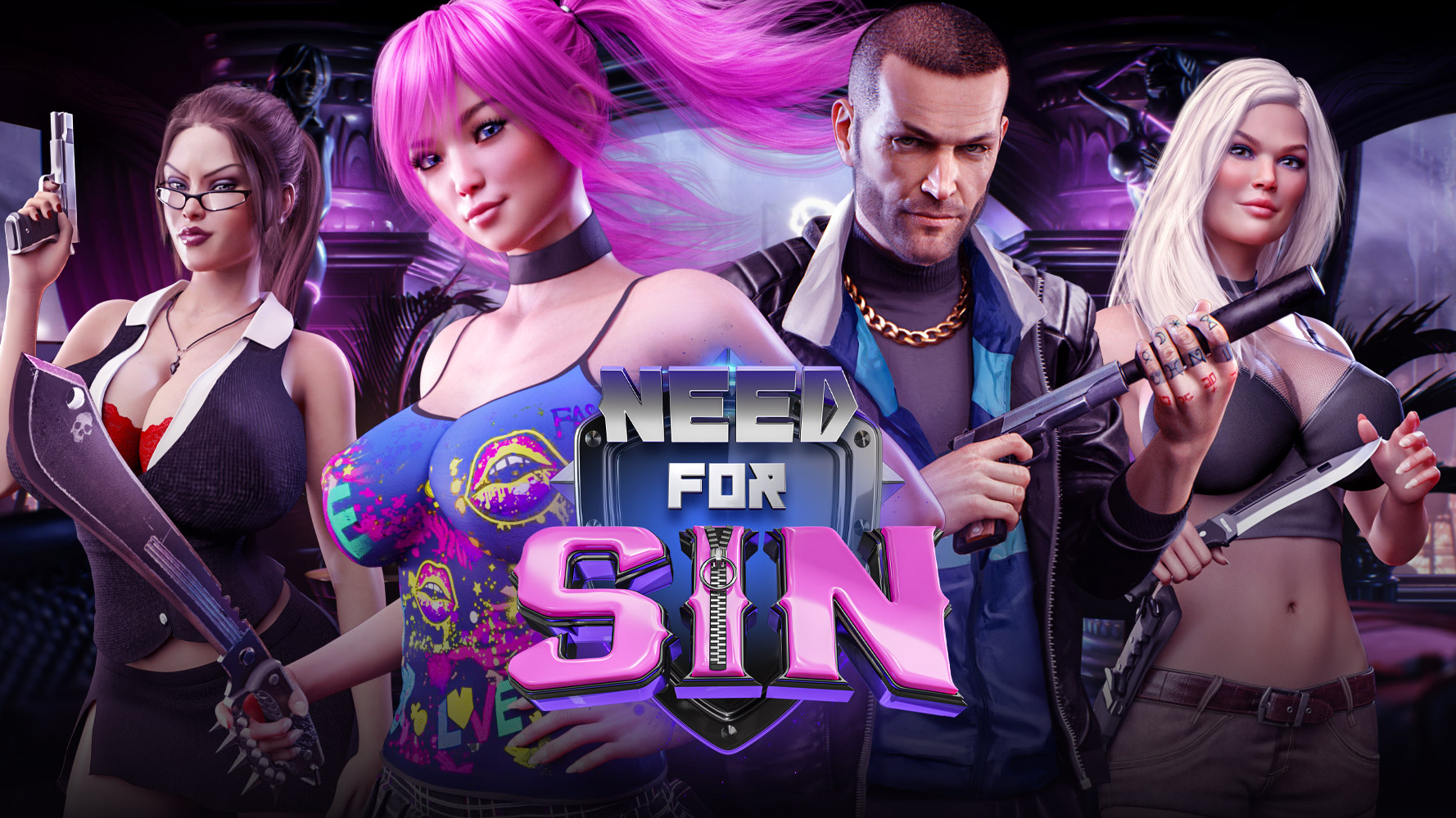 jeu hentai need for sin